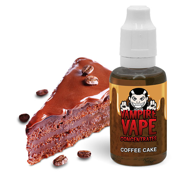 Vampire Vape Coffee Cake Aroma 30ml