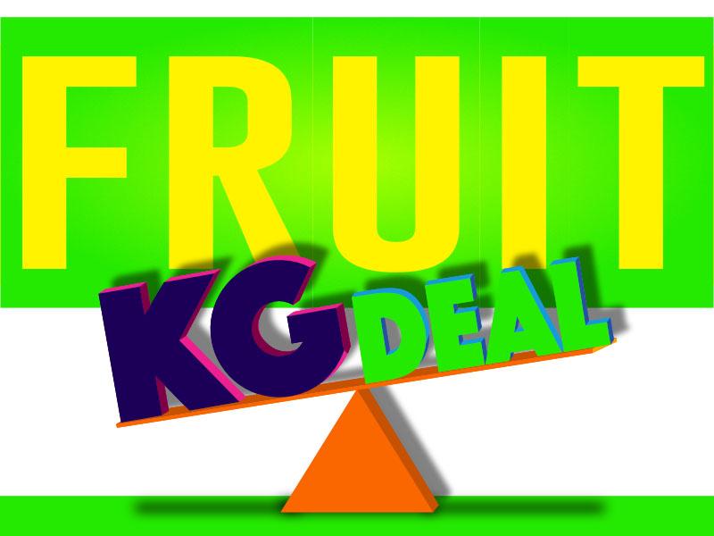 KG-Deal: Fruit 500g