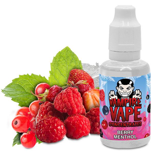 Vampire Vape Berry Menthol Aroma 30ml