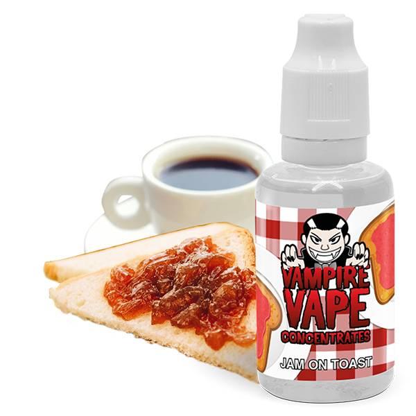 Vampire Vape Jam on Toast 30ml