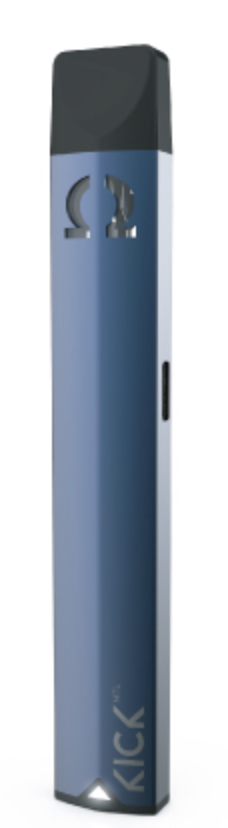 KICK MTL Pod System, Blau (B-Ware)