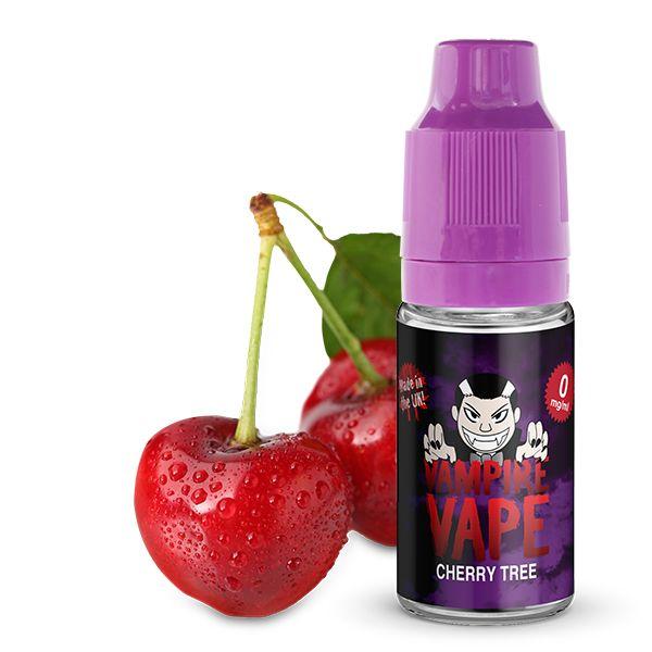 Cherry Tree E-Liquid - 10ml Vampire Vape