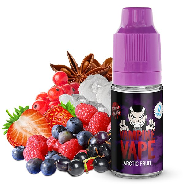 Vampire Vape Arctic Fruit 10ml E-Liquid