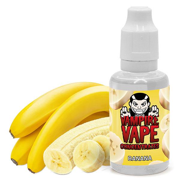 Banana Aroma 30ml - MHD