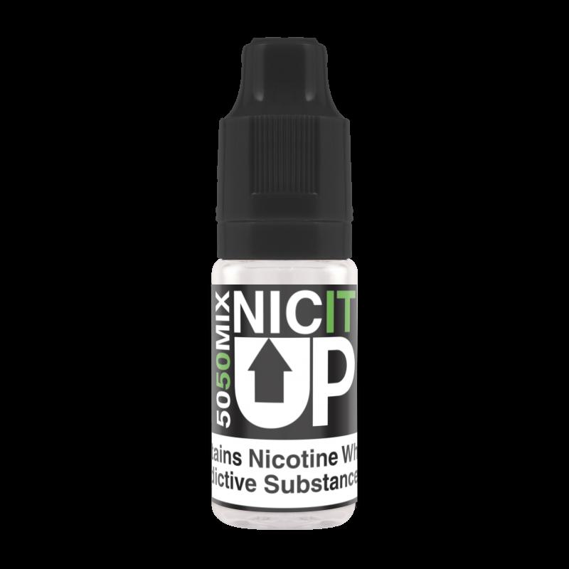 50/50 VG/PG Nikotinshot 10ml 18mg
