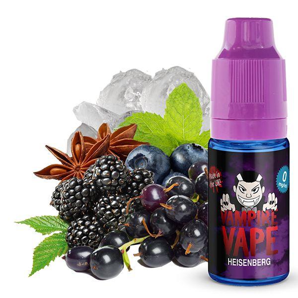 Heisenberg E-Liquid - 10ml Vampire Vape