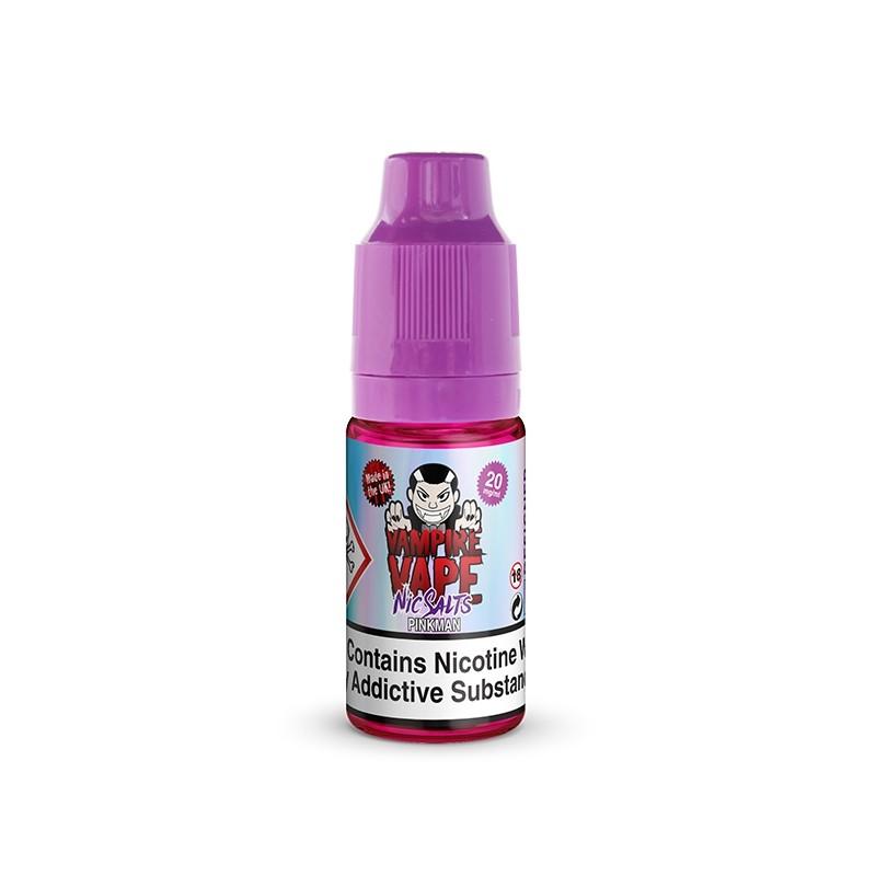 Pinkman 10ml Nic Salts