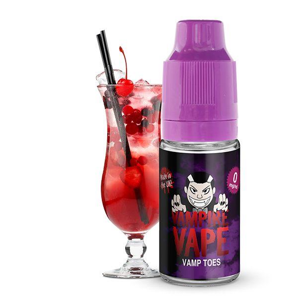Vamp Toes E-Liquid - 10ml Vampire Vape