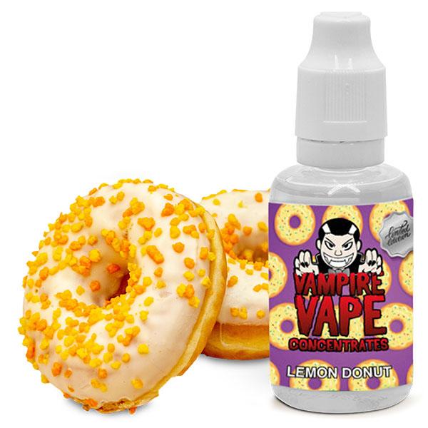 Lemon Donut Aroma 30ml - MHD