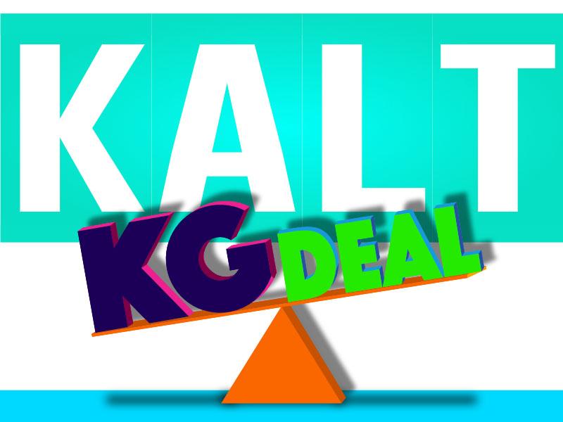 KG-Deal: Cold 500g