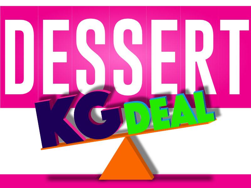 KG-Deal: Dessert 500g