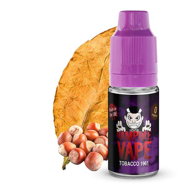 Tobacco 1961 E-Liquid - 10ml Vampire Vape