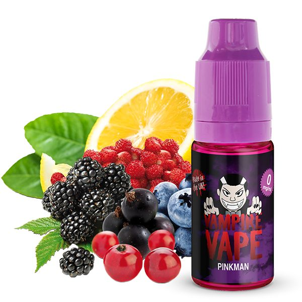 Pinkman E-Liquid - 10ml Vampire Vape