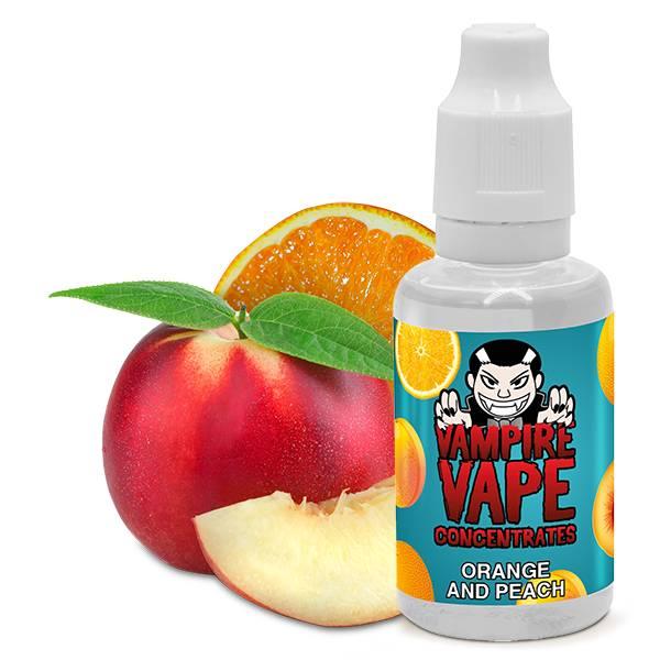 Vampire Vape Orange and Peach Aroma 30ml