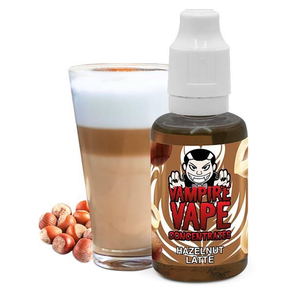 Vampire Vape Hazelnut Latte Aroma 30ml