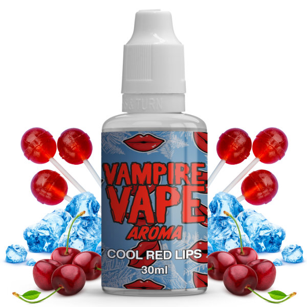 Cool Red Lips Aroma 30ml