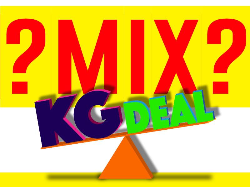 KG-Deal: Random 500g