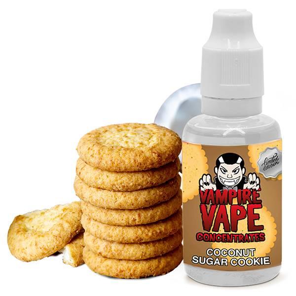 Vampire Vape Coconut Sugar Cookie Aroma 30ml